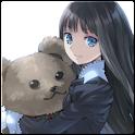 神様のメモ帳(原作) ふわふわライブ壁紙2 icon