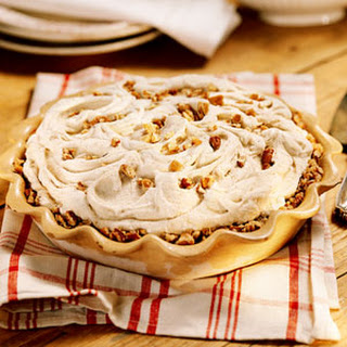 Mincemeat Ice-Cream Pie
