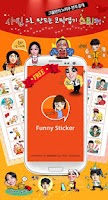 Screenshot of Funny Sticker-퍼니스티커