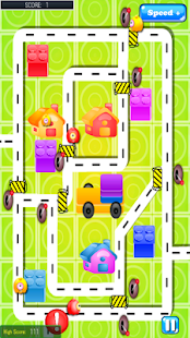 Move The Jelly - screenshot