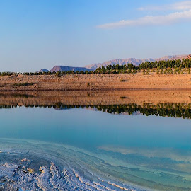 Dead Sea by بلال الناطور - Landscapes Beaches ( amman, belal, jordan, dead sea, dead )