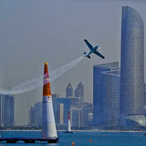 Red Bull Air Race Abu Dhabi by João Ferreira - Transportation Airplanes