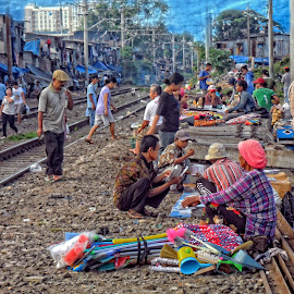 Station Market Duri by Hilman Muharram - City,  Street & Park  Markets & Shops