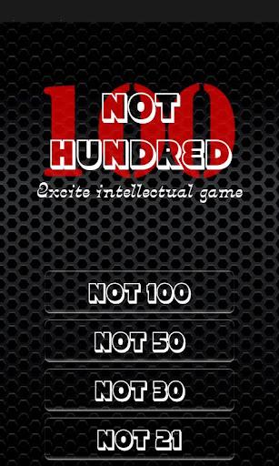 Not100