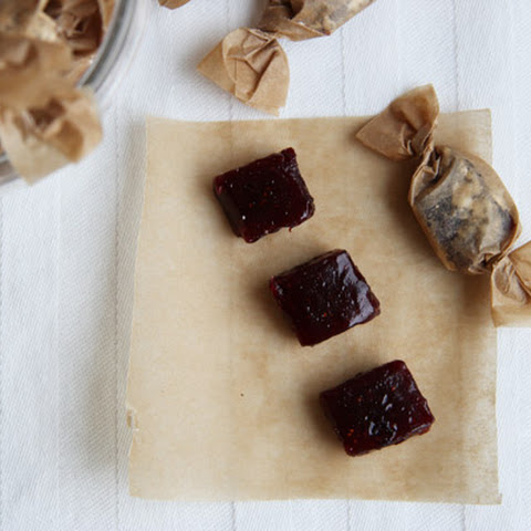 Lingonberry & Cardamom Toffee