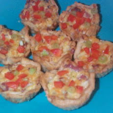 Corn Quiche Minis (From Stouffers)