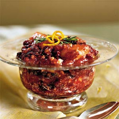Apple-Cranberry Compote