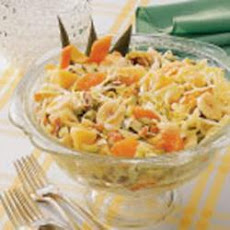 Tropical Coleslaw
