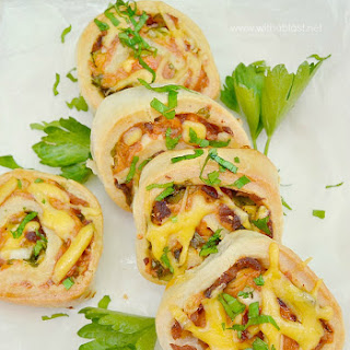 Cheese Pinwheels Cheddar Recipes