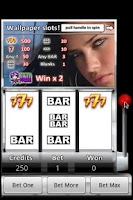 Screenshot of Slot Machine - Wallpaper