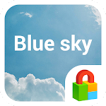 Blue Sky Dodol Locker Theme 1.0.0 Apk