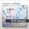test indesign icon
