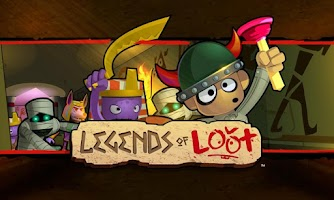 Screenshot of Legends of Loot