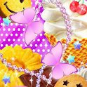 Kira Kira☆Jewel(No.43) Free icon