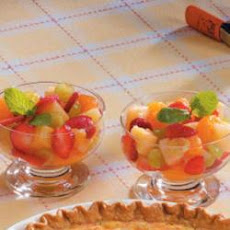 Sparkling Fruit Salad