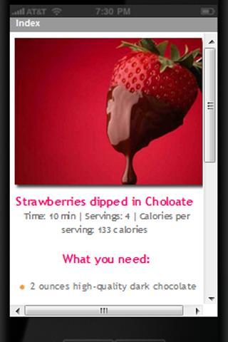【免費健康App】Desserts -Quick & Healthy-APP點子