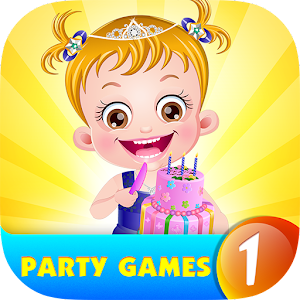 baby hazel party games android apps on google play. Black Bedroom Furniture Sets. Home Design Ideas