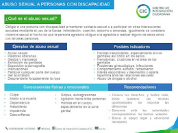 Abuso sexual a personas con discapacidad