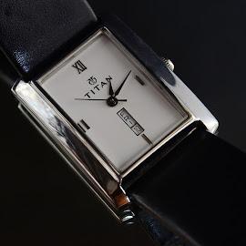 Wrist watch by Prasanta Das - Artistic Objects Clothing & Accessories ( watch, wrist )