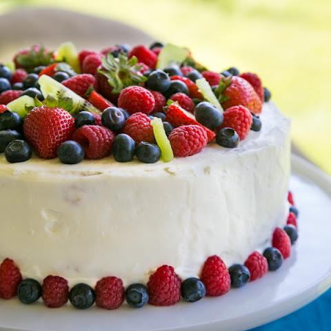 Strawberry Kiwi Bundt Cake From Mix