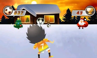 Screenshot of Header Soccer