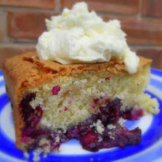 Blueberry Cake Plain Flour Recipes