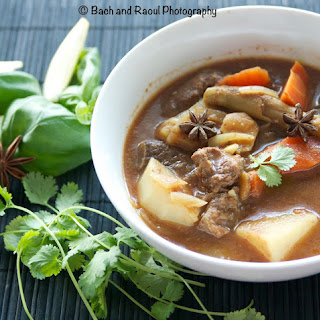 Bo Kho - Vietnamese Spicy Beef Stew