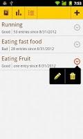Screenshot of HabIt! -Habit builder&Tracker