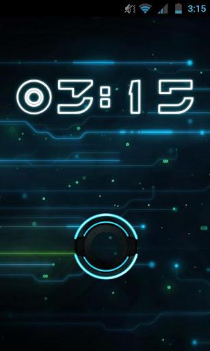 Future Go Launcher EX Locker