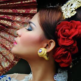 Other Side of Beauty by Amin Basyir Supatra - People Fashion ( bali, fashion, girl, beautiful, traditional, beauty, portrait )