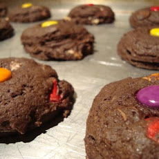 Double Rich Chocolate Cookies