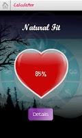 Screenshot of Love Test Vampire
