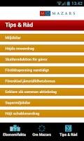 Screenshot of Ekonomifakta