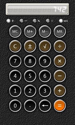 【免費工具App】計算機(精典風、相機風、復古風)-APP點子