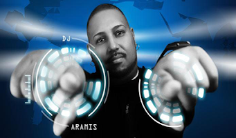 Screenshot of DJ Aramis