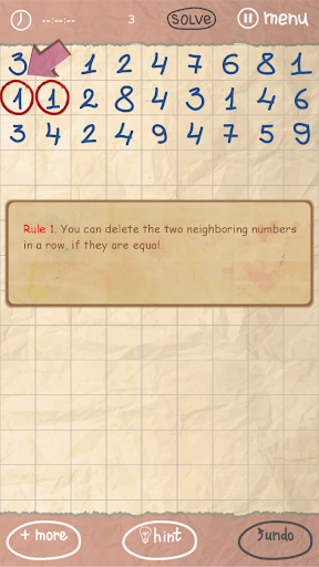 Doodle Numbers - screenshot