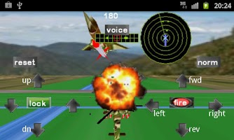 Screenshot of Armour Helicopter Beta