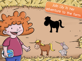 Screenshot of Lily and the Animals
