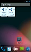 Screenshot of Ripple Price