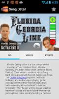 Screenshot of 100.7 The Tiger WTGE FM