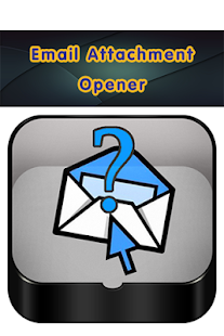 Email Attachment Opener - screenshot