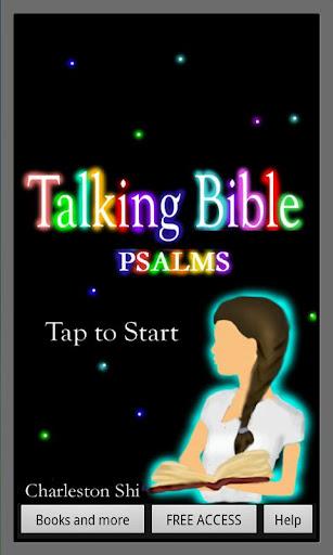 Talking Bible Psalms
