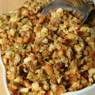 Bacon Sage And Onion Stuffing Recipes