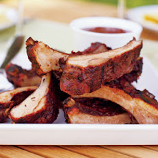 Cherry-Zinfandel Barbecue Sauce