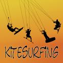 Kitesurfing icon