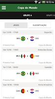 Screenshot of UOL Copa