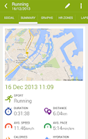 Screenshot of Endomondo Sports Tracker PRO