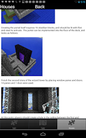 Screenshot of House Guide + Minecraft Cheats