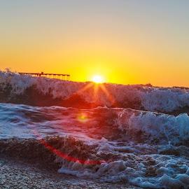 by Roman Gomez - Instagram & Mobile Instagram ( sunset, roman )