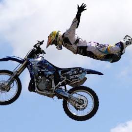 Moto X Freestyle by Mike Rodgers - Sports & Fitness Motorsports ( motorbike, moto x )